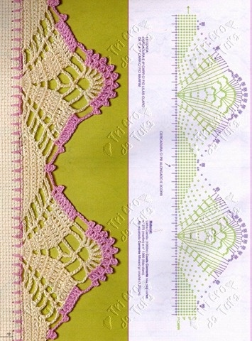 beautiful edgings. Not english, but pictures and diagrams should be able to be followed