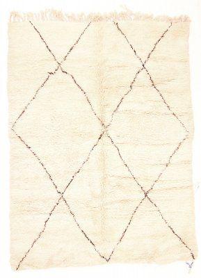 Kelim+Marokkaanse+Berber+tapijt+Beni+Ouarain+275+x+210+cm