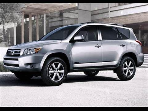 10 Best Used SUVs Under $10,000 - 2007 Toyota RAV4