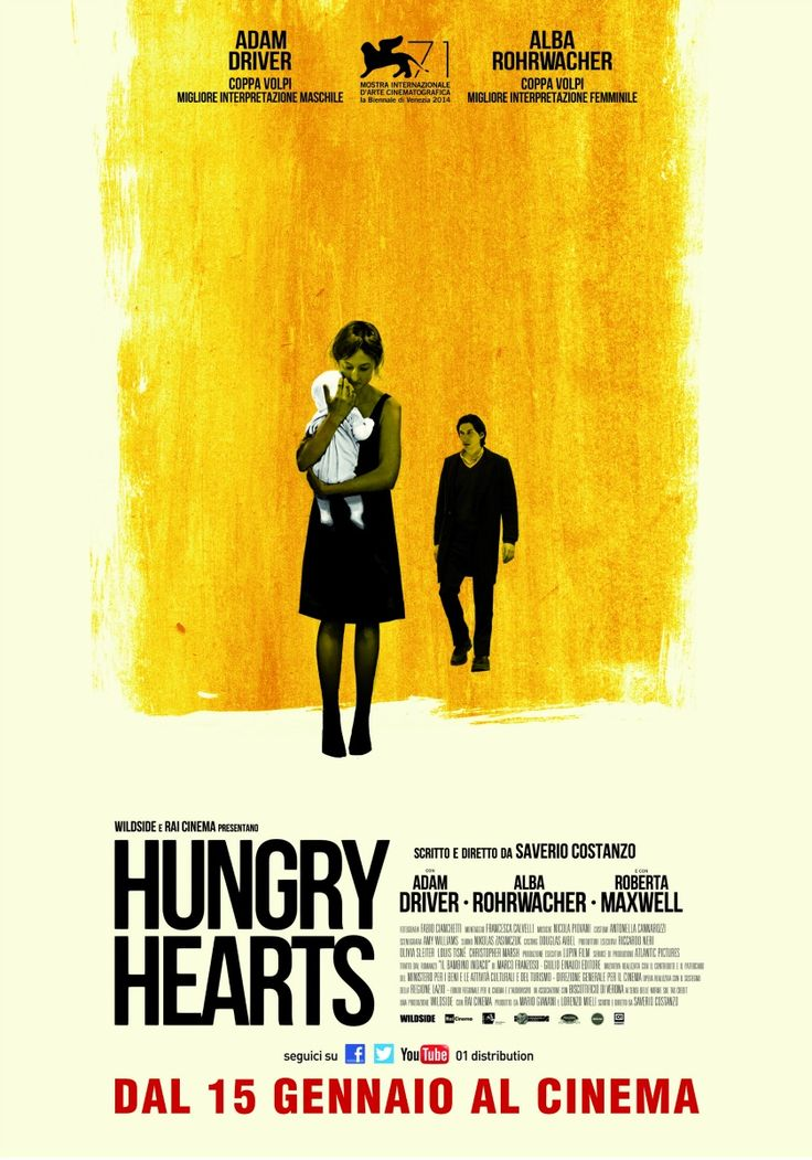 Hungry Hearts - 2014 / with the amazing Adam Driver