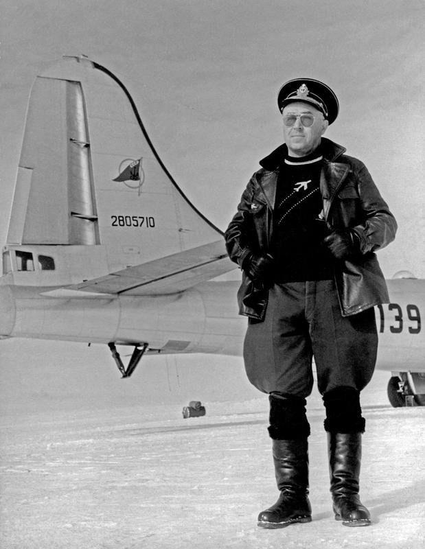 Илья Мазурук, полярный летчик, Герой Советского Союза, начальник полярной авиации, 1960-е
