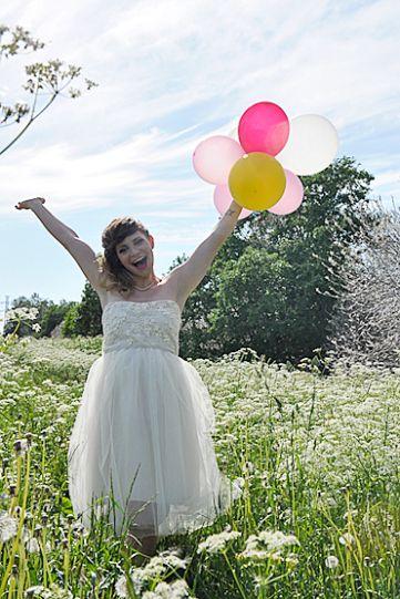Tulle skirt#wedding dress