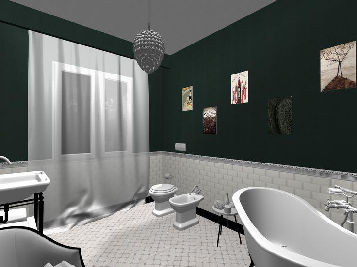 Turbo dipingere piastrelle bagno kd15 pineglen - Pittura per piastrelle bagno ...