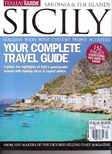 SICILY Magazine. Italia!Guide. Your Complete « Library User Group