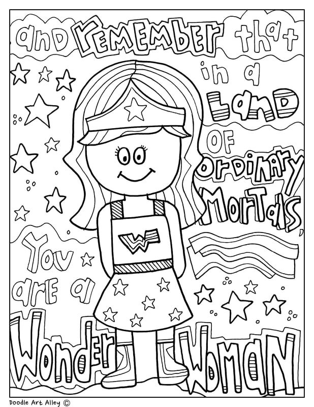 National Women S History Month Coloring Pages Rosa Parks Az Coloring In 2020 Womens History Month Women In History National Women S History Month