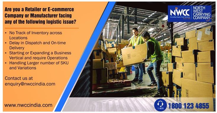 NWCC provides complete E-commerce and retail storage and last mile delivery solutions. #retail #logistics #distribution
