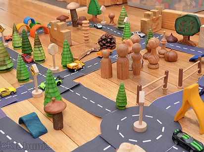 Toy Roads | 42 Amazingly Fun And Useful Things You Print For Free
