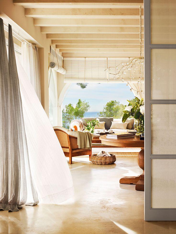 cortinas para el saln todas las claves para elegirlas y acertar