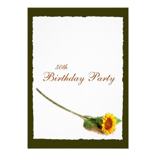 1000+ Images About Sunflower Birthday Theme On Pinterest