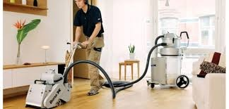 Sanding of a floor is a process in which the above surfaces of floors made of materials like wood, cord, parquet and particleboard is directed to sanding using advanced galling materials.