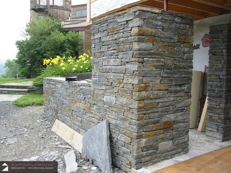 38 best images about manufactured stone veneer on - Natural stone wall solutions ...