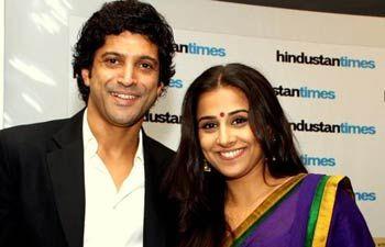 Farhan and Vidya to star in Shaadi Ke Side Effects