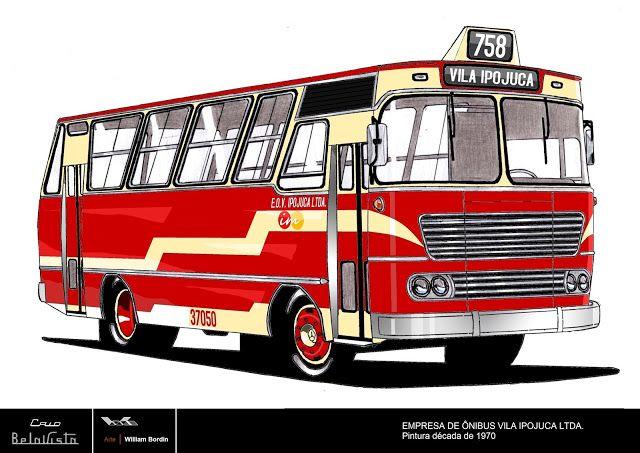 Will.Bus: Caio Bela Vista / Mercedes-Benz LPO 344 - (SP)  Em...