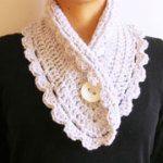Short scarf/ Bufanda corta