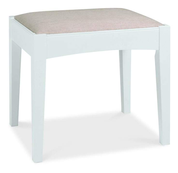 Hampstead White Dressing Table Stool Hampstead White Is Traditional In  Style, From Renowned Supplier Bentley