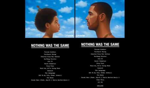 Drake releases tracklist for 'Nothing Was The Same'