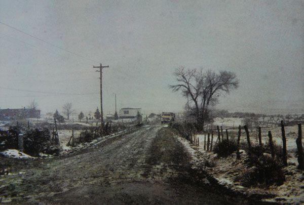 Bernard Plossu, Taos, Nouveau Mexique, 1978