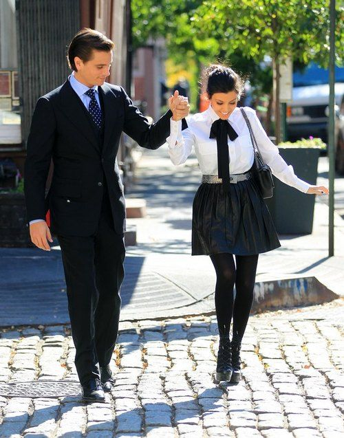 The best dressed couple