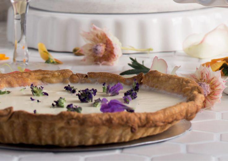 Lavender tart - MyKitchen
