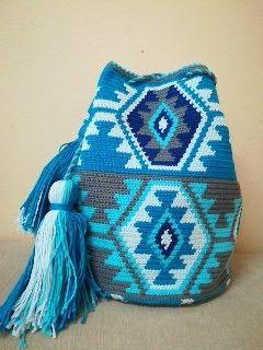 Wayuu bag waiting for strap