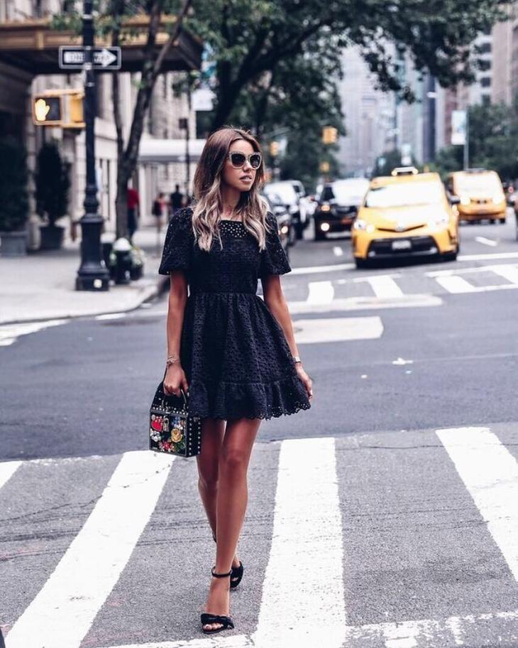 ae45b2fa2ee Модные платья весна-лето 2018  популярные фасоны и 30 потрясающих  вариантов. Обсуждение на LiveInternet - Российский Сервис Онлайн-Дневников