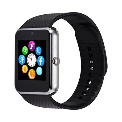 20pcs GT08 smart watch support SIM card reloj inteligente smartwatch for Apple android phone Support max 32GB TF card #Affiliate