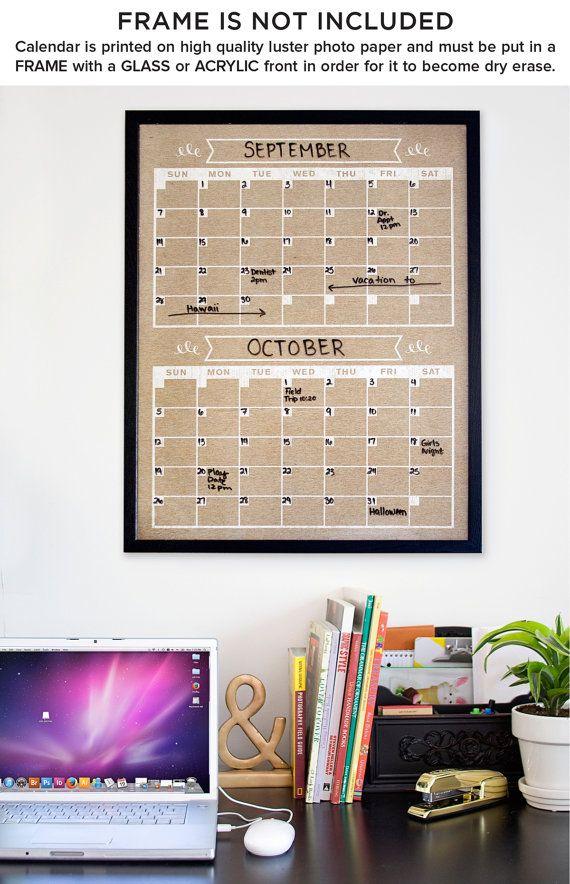 Calendar Poster Size : Ideas about blank calendar on pinterest printable