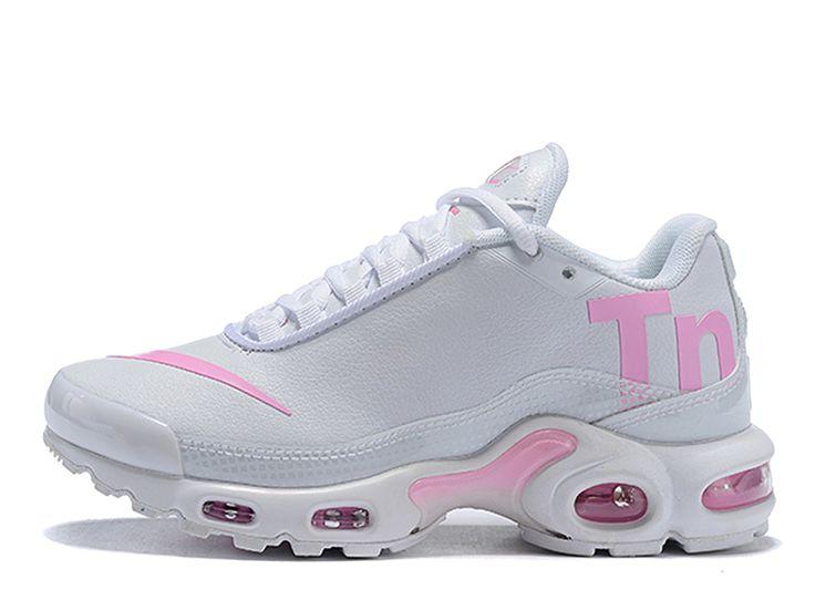 Nike Air Max Plus TN SE Les Sports Chaussures Prix Pas Cher Femme/Enfant Blanc r…