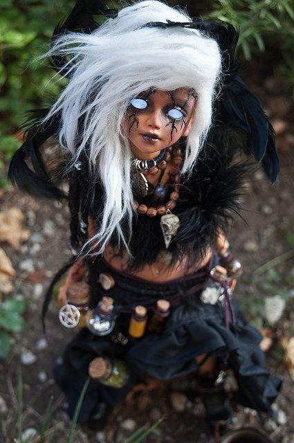 Astrid the Witch | da vanyrei