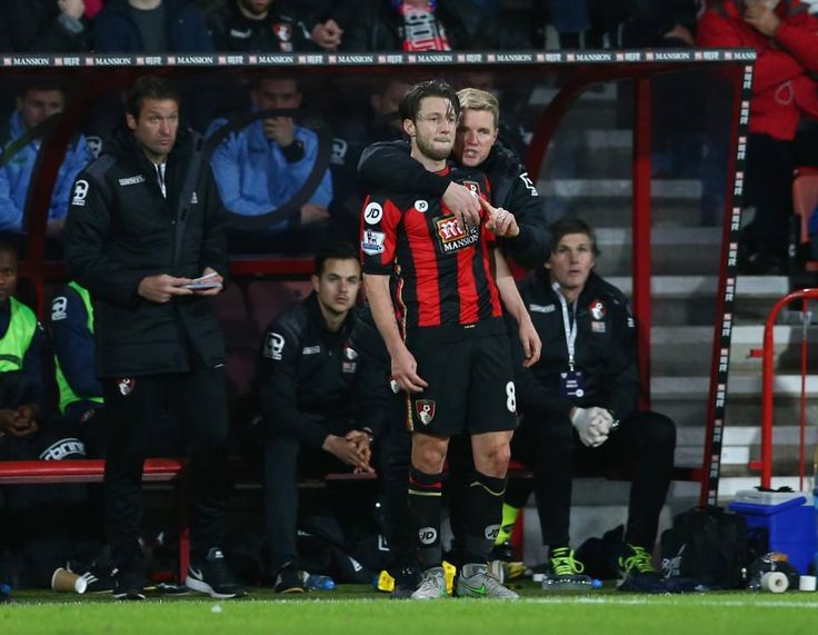 Bournemouth star Harry Arter subjected to sick online abuse over his stillborn daughter  by another footballer