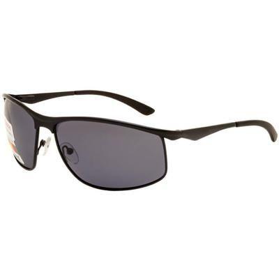 """Ανδρικά Γυαλιά Ηλίου Polarized Bikers """"PANTHOS""""-BLACK-e-chap"""