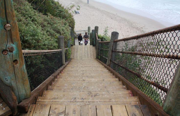 Rincon Park County Beach