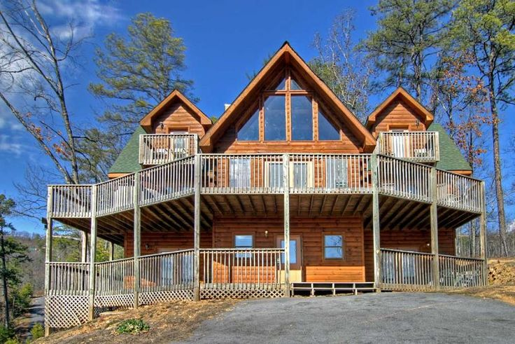 264 best cabins in tn images on pinterest mountain for Nuvola 9 cabin gatlinburg