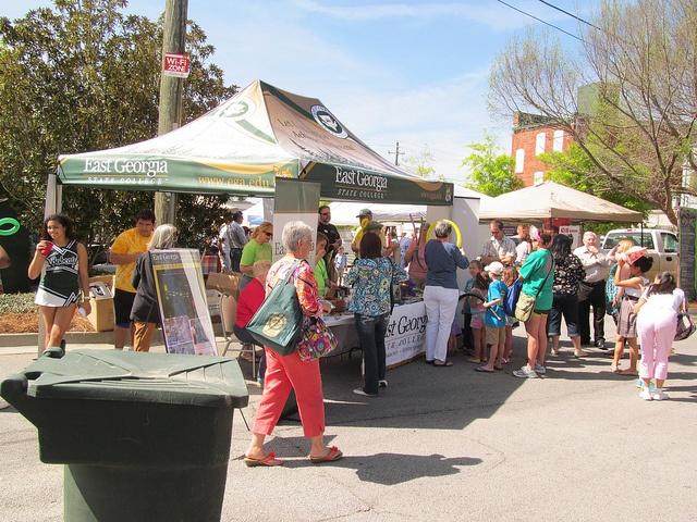 Day at the Market - Statesboro