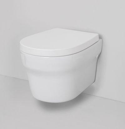 POP, design Meneghello Paolelli Associati. #bathroom #sanitaryware, wall-hung wc