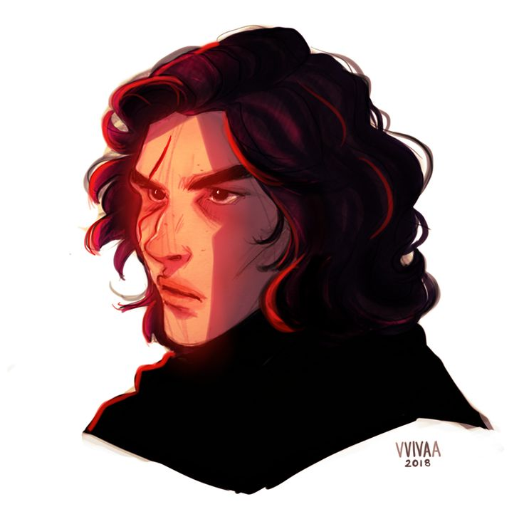 A collection of random star wars sketches I did after seeing the last jedi