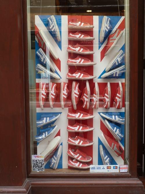 gola shop, london