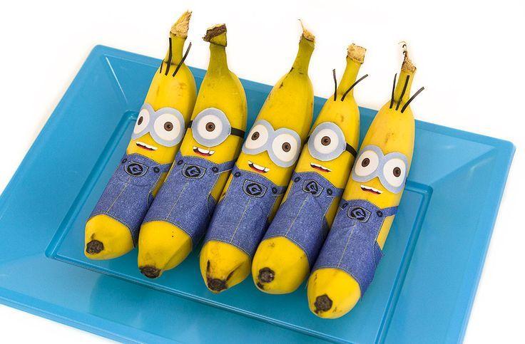 Ich liebe die Minions. Für diejenigen, die nicht wissen was Minions sind: Die Minions sind kleine gelbe Kreaturen, die in der Regel blaue Latzhosen tragen. Die Minions haben sogar ihren eigenen Film! Und was ist schöner als Minions selber zu baste...