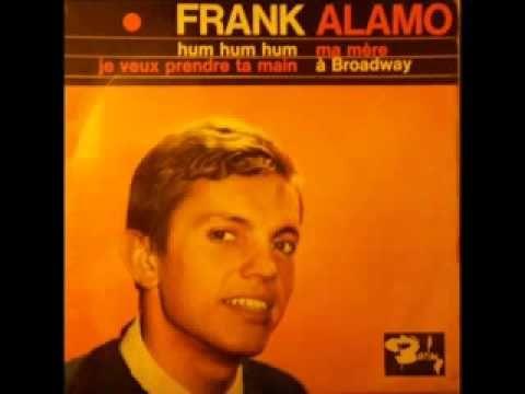 FRANK ALAMO   JE VEUX PRENDRE TA MAIN   BARCLAY 70624