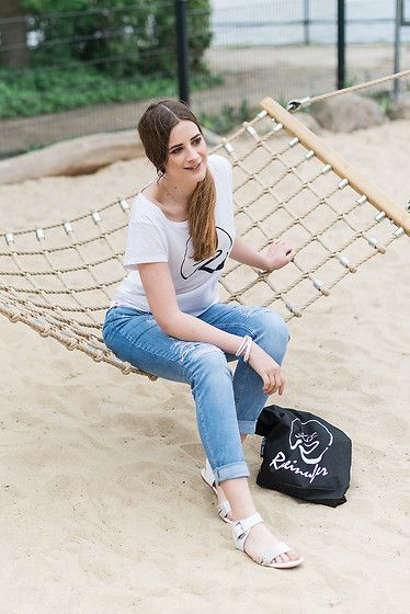 Casual Look with Marc Aurel Jeans