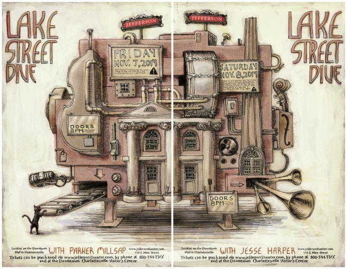 Posters by Steve Haske