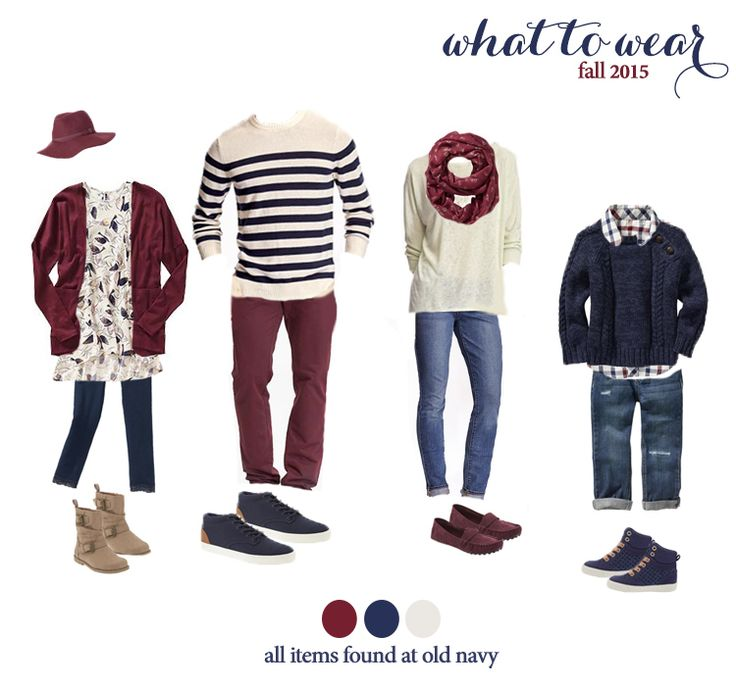 What To Wear For Fall Family Photos Adorable Outfits The Entire Perfect