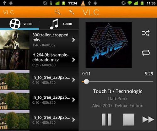 Télécharger VLC - Android (gratuit)