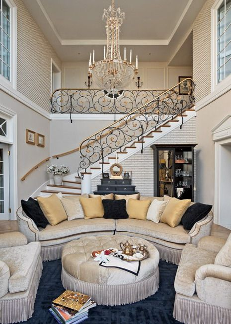 Nice staircase!