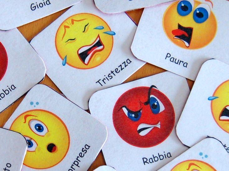 Il memory delle emozioni