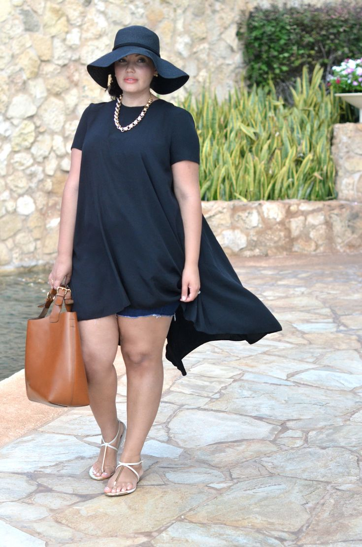 Girl With Curves: Casual Luxe I am doing this! Great idea.