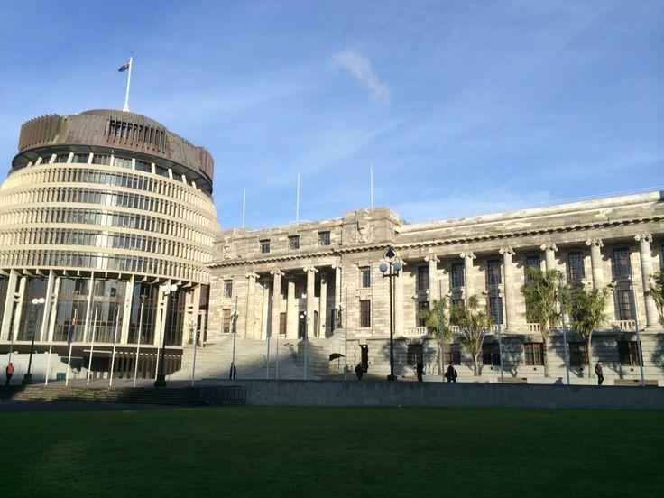 NZ Parliament, Wellington