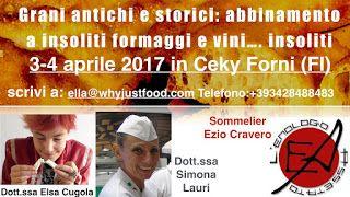 ella's whyjustfood: Grani storici e antichi, in abbinamento a formaggi...