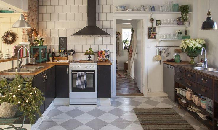 Inredningsbloggaren visar upp sitt julpyntade hem på landet - Sydsvenskan