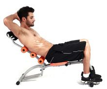 Six ecumenical multifunctional ad abdomen exercise marchine  fitness equipment //Price: $US $200.00 & FREE Shipping //